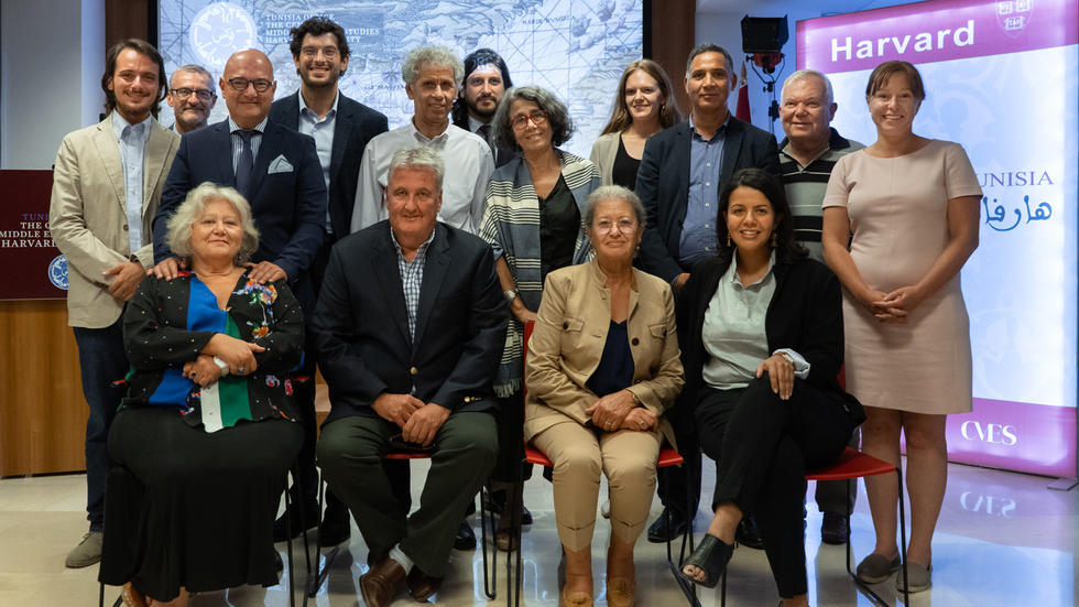 Group Photograph- Mediterranean Cousins Symposium- October 4-2019