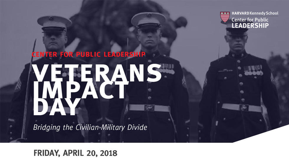 Vets Impact Day 2018 home page