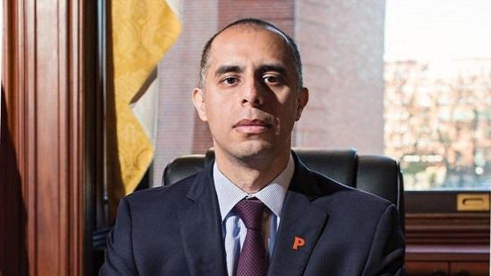 Mayor Jorge Elorza