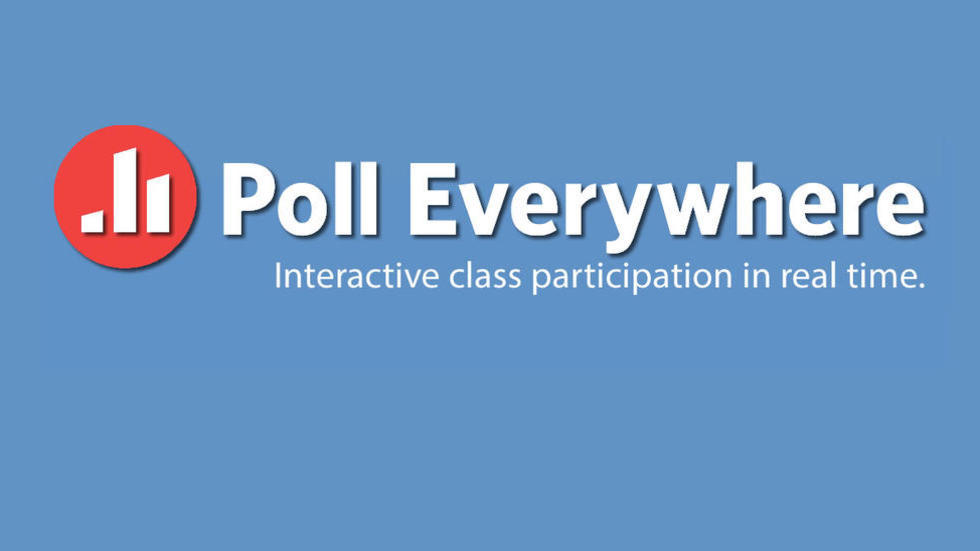 Poll Everywhere is now available for FAS!