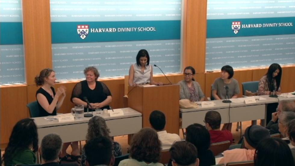 Ethical Scholarship: Gender, Religion, and Difference panel