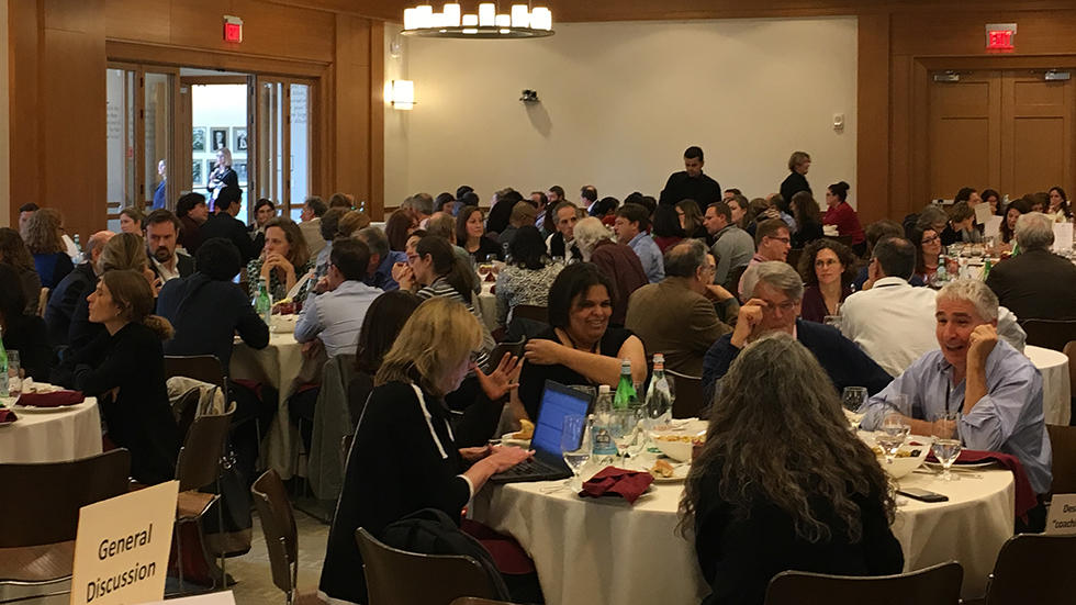 HILT 2016 Conference lunch discussion