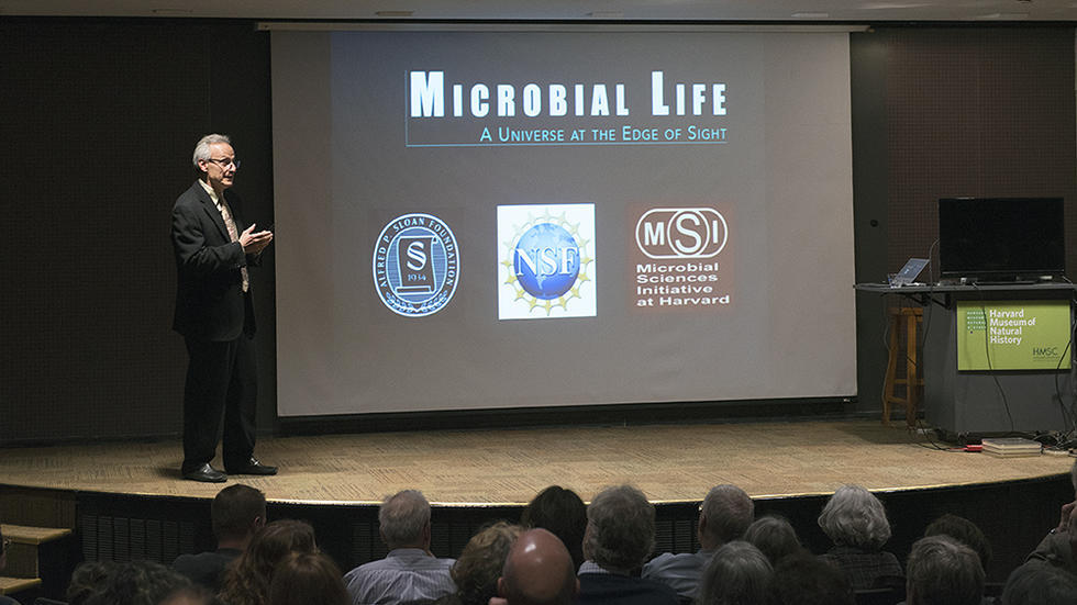 Microbial Life Lecture Slide