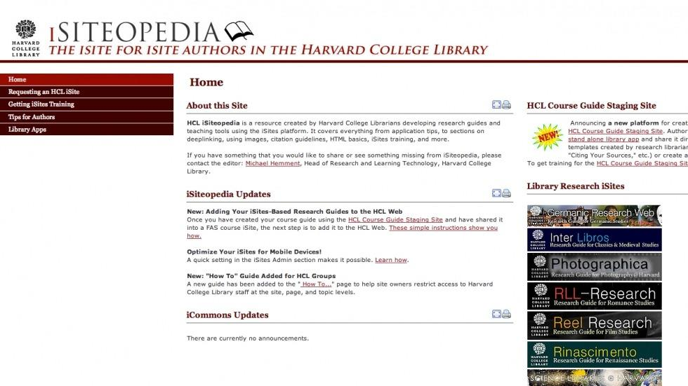 iSiteopedia Home Page