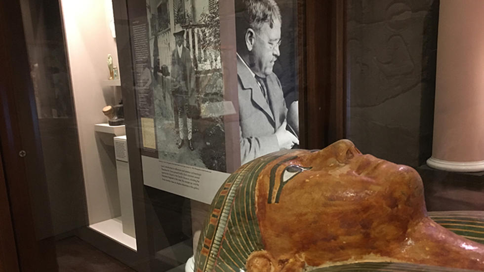 From the Nile to the Euphrates: Creating the Harvard Semitic Museum