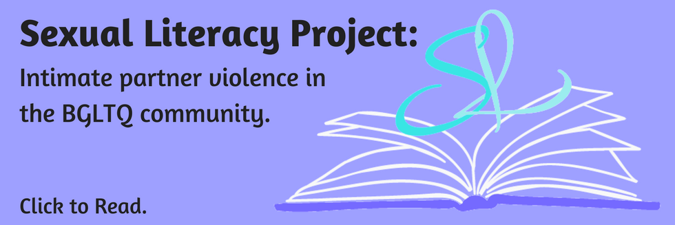 Banner image for Sexual Literacy Project guest posts
