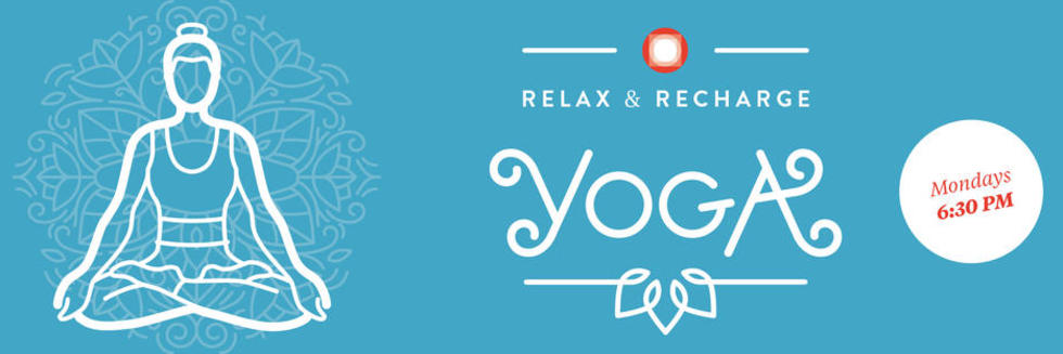 Relax & Recharge Yoga