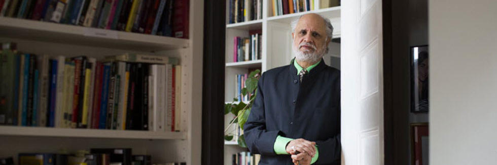 Homi K. Bhabha, director of the Mahindra Humanities Center, has received a Humboldt Research Award for his work.