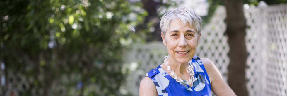 Photo of Harvard anthropologist Susan Greenhalgh.