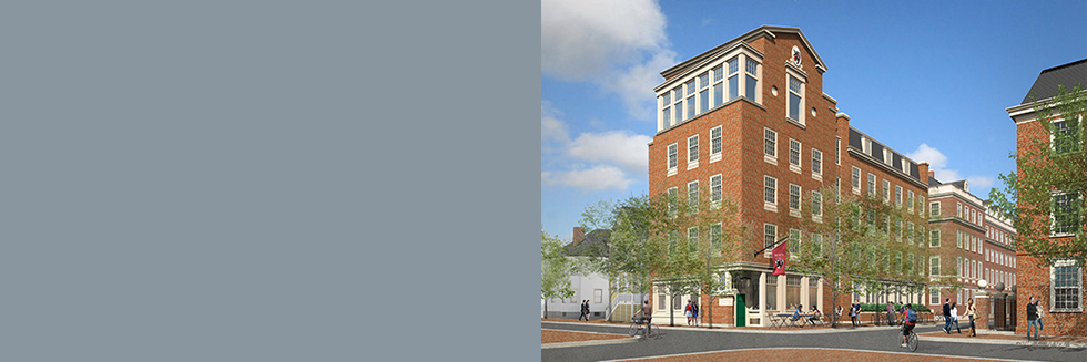 As part of the Winthrop House renewal project, a new five-story addition will be named Robert M. Beren Hall to honor the Class of '47 alumnus and former Winthrop resident.