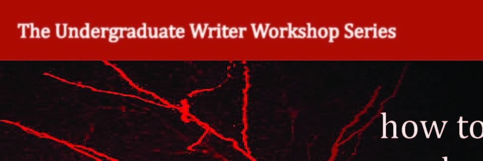 Undergraduate Writing Workshops