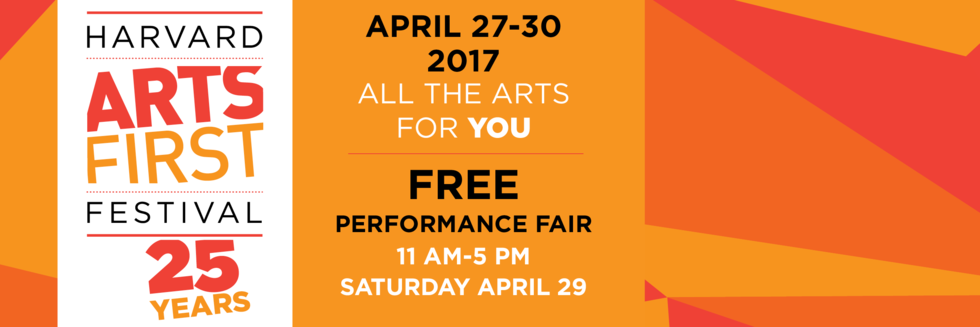 Or one play, one piece of music, one dance performance or one piece of public art—celebrate all of them and more at ARTS FIRST!