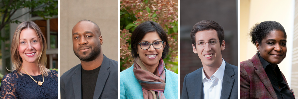 New Harvard Faculty for 2019-20