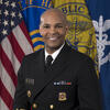 Headshot of the U.S. Surgeon General, VADM Jerome Adams, MD, MPH.