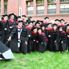 HSDM Graduates Focus on Learning, Leadership and Service