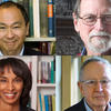 Harvard's Graduate School of Arts and Sciences has awarded four of its alumni the Centennial Medal, one of its highest honors.