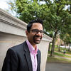 Sunil Amrith - photo from Harvard Gazette