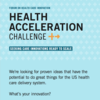 Health Acceleration Flyer 2016