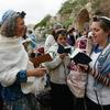 Women Praying at Western Wall