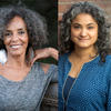 Fania and sujatha headshots