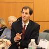 Dan Shapiro responses to questions after his public lecture.