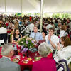 HDS commencement events feature compostable products