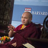 The Karmapa at Memorial Church