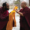 Lama Rod Owens and the Karmapa