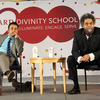 Sasha Dehghani and Cornel West
