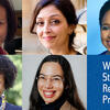 Learn more about the five WSRP 2020-21 research associates.