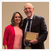 Professor Don Pfister recieves MSA Distinguished Mycologist Award