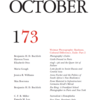 Front page of October Magazine, edition 173