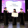 Aizenberg receives honorary degree from Eindhoven University of Technology