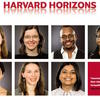 Two OEB Ph.D. Students Chosen for Harvard Horizons