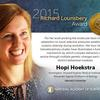Hopi Hoekstra Receives the 2015 Richard Lounsbery Award
