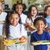 Stock Photo of Children's Nutrition