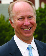 David Gergen head shot