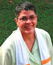 Marta I. Valentín is the counselor to Unitarian Universalist students at HDS