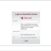 what is this office 365 login page it s not taking my user id and
