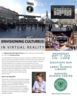 Poster for the 9/11/2019 Digital Futures Discovery Series talk by Nicole Mills on Virtual Reality in Language Learning at Harvard