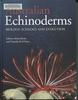 Australian echinoderms: biology, ecology and evolution
