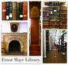 Visiting the Ernst Mayr Library