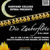 Harvard College Opera presents Die Zauberflöte: The Magic Flute